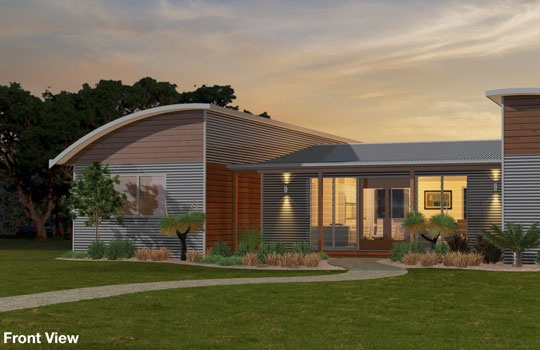 The Breezeway 4 Bed Homes Aussie Modular Solutions
